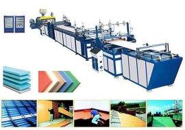 聚苯乙烯发泡板KT板挤出生产线