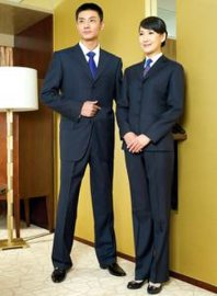 定制西装正装职业装黑色羊毛商务休闲婚庆西服套装