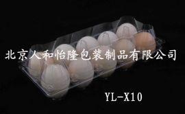 10枚小号塑料鸡蛋盒