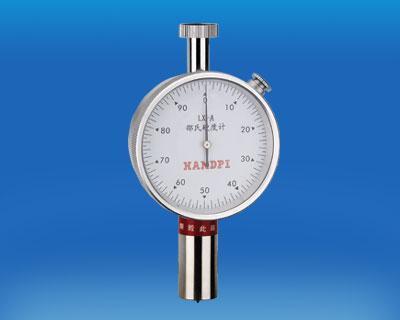 指针式橡胶硬度计LX-A