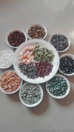 永  色洗米石 机制鹅卵石规格 五彩水洗石