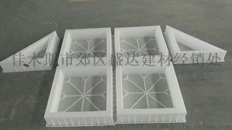 示樁塑料模具品種全黑龍江盛達建材護欄塑料模具