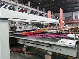 8米12米大型剪板机数控前送料机