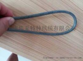 上海格采开拓标柔特种电缆高柔性移动拖链线缆先河