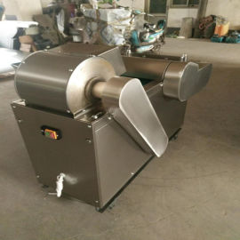 多功能电动韭菜切菜机 不锈钢小型蔬菜切丁机 剁菜机