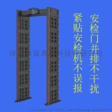 超強抗干擾18區金屬探測安檢門JHD-1618