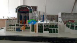 湖南中浩压水堆核电站仿真模型模拟装置