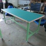 厂家热销复合台面榉木封边工作台,多层台面工作台