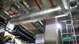 供应及安装三联供系统双层不锈钢保温烟囱