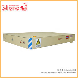 集装箱平板拖车电动平板车 蓄电池无轨电动平车