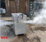 常德松原燃油型蒸汽發生器說明