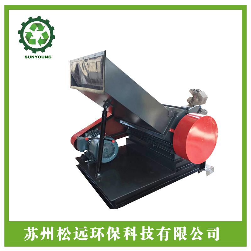 PVC塑料合成樹脂瓦專用破碎機/粉碎機/打碎機
