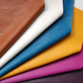 PVC箱包革 耐折耐摩擦 可擦洗 耐酸碱