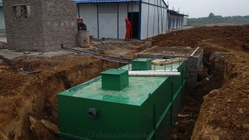 碳鋼地埋一體化污水處理設備