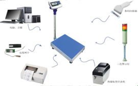 江苏保衡ACS-6公斤声控报 检重电子桌秤