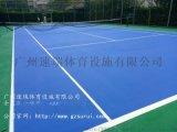 北京顺义标准网球场厂家施工建设 朝阳网球场建设价格