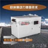 歐洲獅50kw靜音汽油發電機