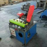 全自動鋼管拋光機,圓管磨光機,天然氣管道噴漆機
