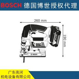 gst18v-li 博世bosch充电式曲线锯