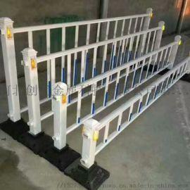 锌钢护栏道路隔离栅栏小区学校农场防护网