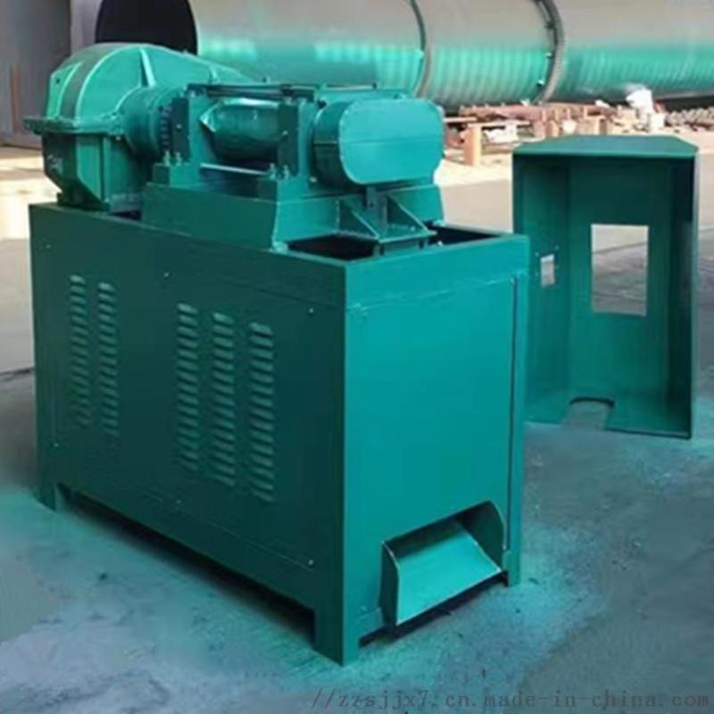 单螺杆颗粒机 **化铵对辊挤压造粒机