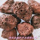 本格厂家红色火山岩多肉专用1-3mm园艺火山石颗粒
