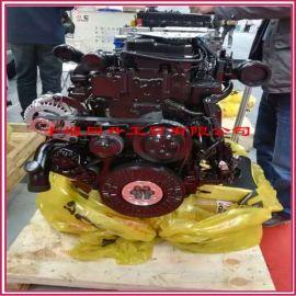 西安康明斯发动机总成 工程机械柴油发动机总成