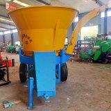 養殖草捆粉碎機 大型草捆粉碎機 圓盤麥秸粉碎機