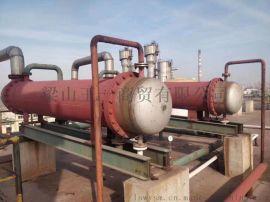 二手870平方316列管冷凝器出售