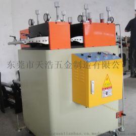 东莞市材料整平机,薄板卷料机
