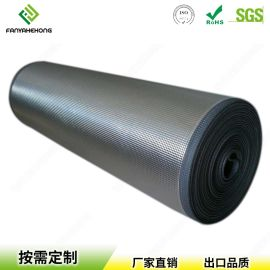 保温材料交联聚乙烯发泡棉XPE复合铝箔卷材