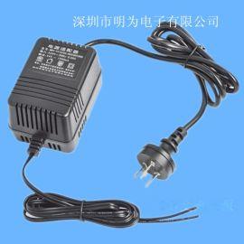 3C/认证 24VAC 2000mA线性电源