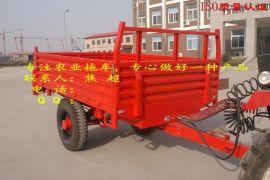 单轴农业挂车  拖拉机牵引使用 运输粮食等农作物