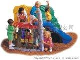 本廠直供兒童塑料玩具八合一遊樂場FY825803