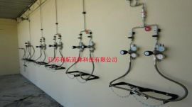 实验室高纯气体管路控制系统工程