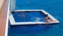 沃特宝德公司供应充气式游泳池
