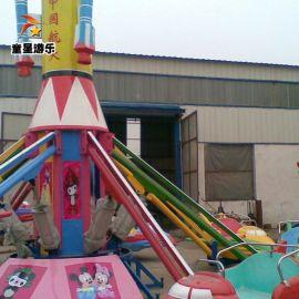 童星游乐设备自控飞机 户外新型游乐设备厂家品质保障