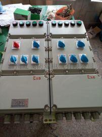 一控一污水泵防爆控制箱