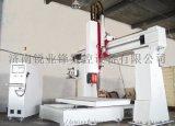 cnc數控五軸聯動加工中心雕刻機牀西門子五軸