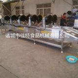 鲜玉米速冻加工设备有哪些,全自动玉米沥水风干机