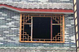 方管铝花格厂家 仿古铝花格商家 铝合金花格门窗