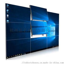 55寸3.5mm拼缝高清液晶拼接屏工业显示器监控