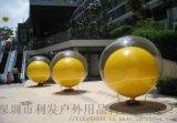 落地球定製/空飄球定製活動物料定製可以文字LOGO