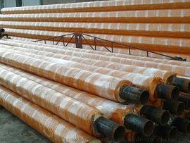 厂家直销聚氨酯玻璃钢保温管,玻璃钢缠绕管道