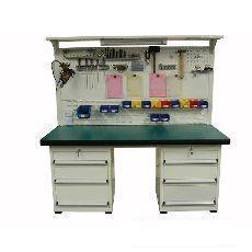 重型工作台|铝合金工作桌|线棒架