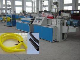 PE/PP/PVC单壁波纹管生产线