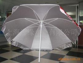 订制加强防风双骨太阳伞、 16骨户外广告伞、户外伞制作厂