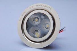 3W LED 游艺防水聚光灯