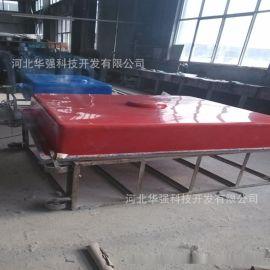 厂家销售养鱼的玻璃钢水槽 1.5M*1.5M*0.3M 尺寸可定做颜色多种