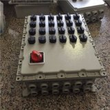BXMD铝合金防照明箱